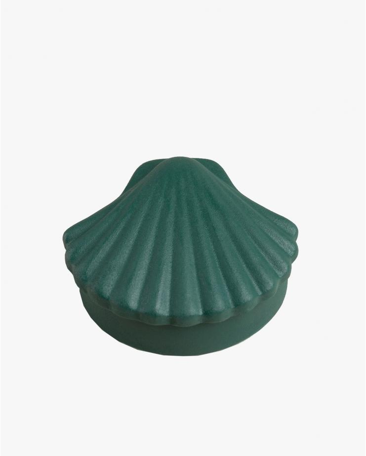 Seashell box Green