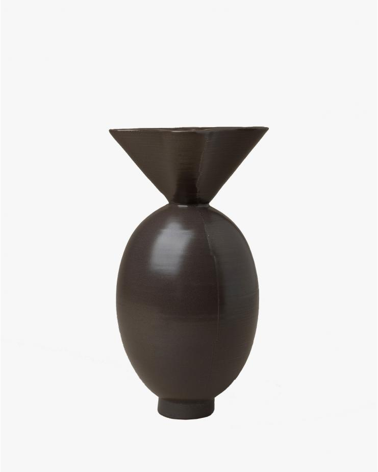 Von vase Black