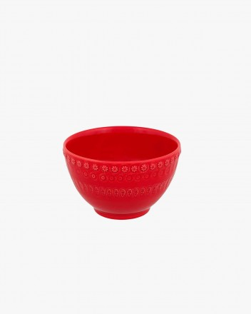 Fantasy 12 Red Bowl