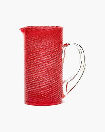 Dune Jug in Red