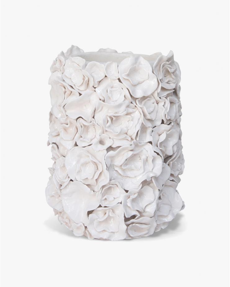 Fleurs in White