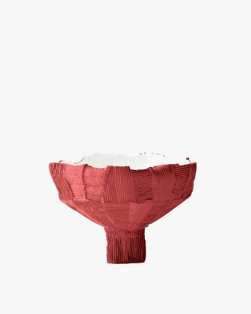 Anemone Bowl Red