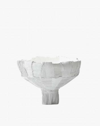 Anemone Bowl White