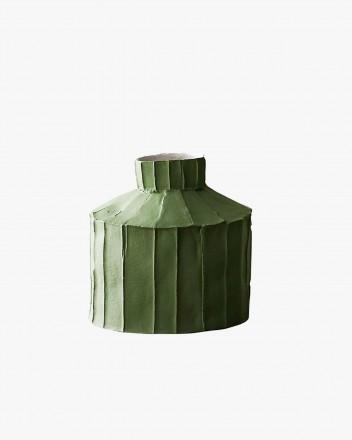 Fide Vase Green