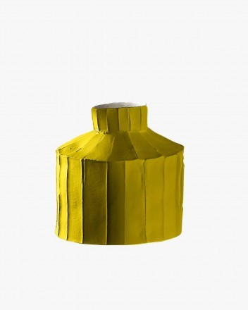 Fide Vase Yellow