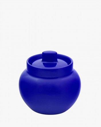 Colours Sugar Bowl in blue