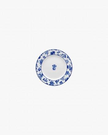 Chintz Azul Pan Dish