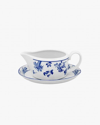 Chintz Azul Salsera with...