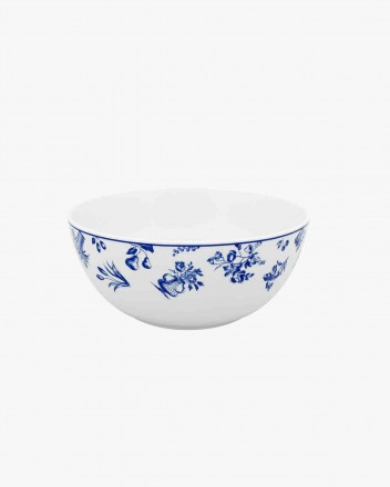 Chintz Azul Salad Bowl