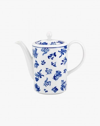 Chintz Azul Coffee Maker