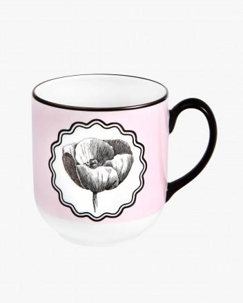 Herbariae Mug Pink