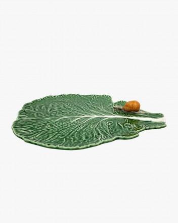 Cabbage Natural Caracol Sheet