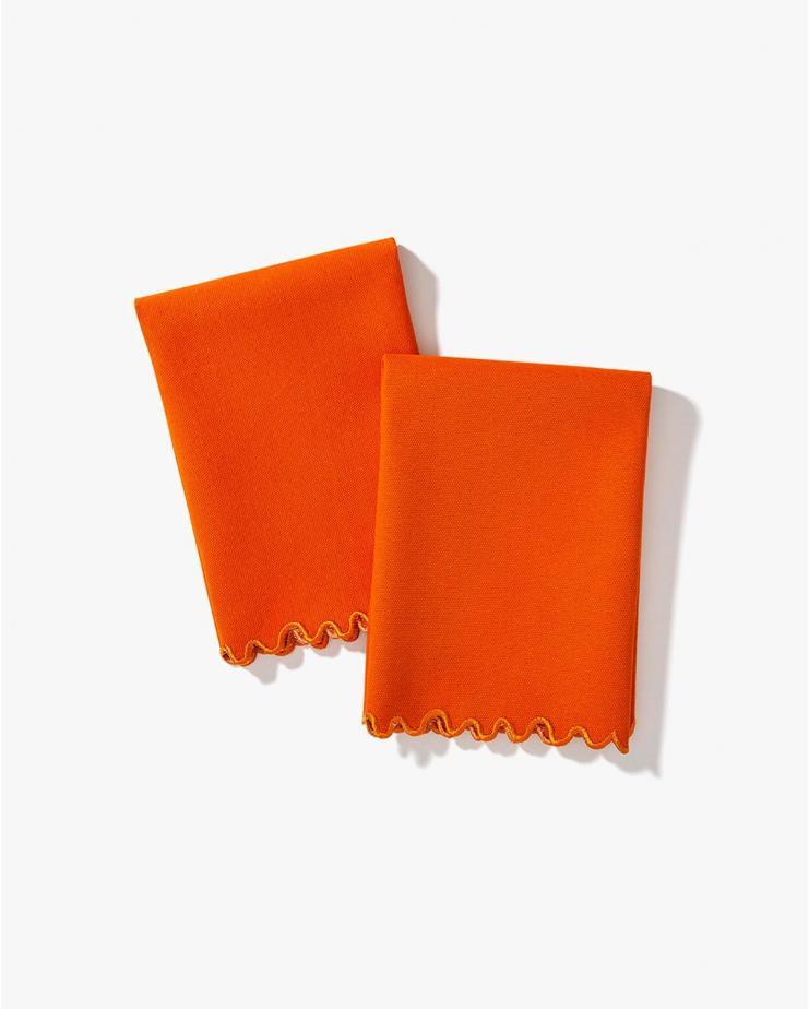 Helios Napkin Orange 42x42cm