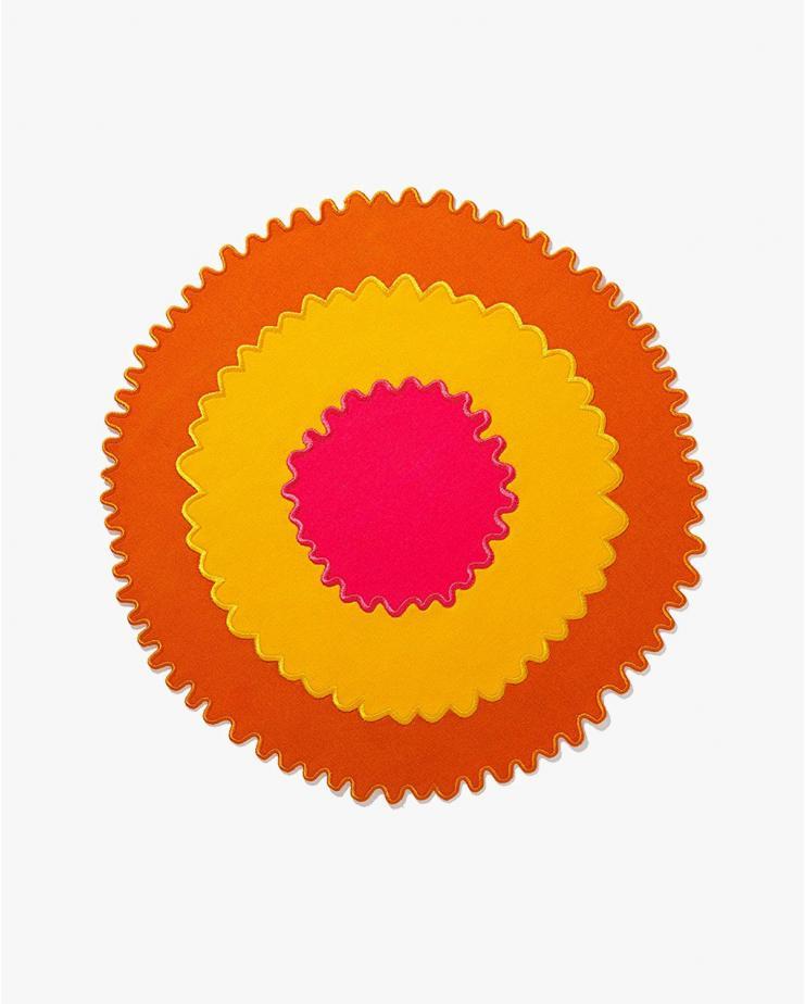 Helios Placemat Orange 42 cm