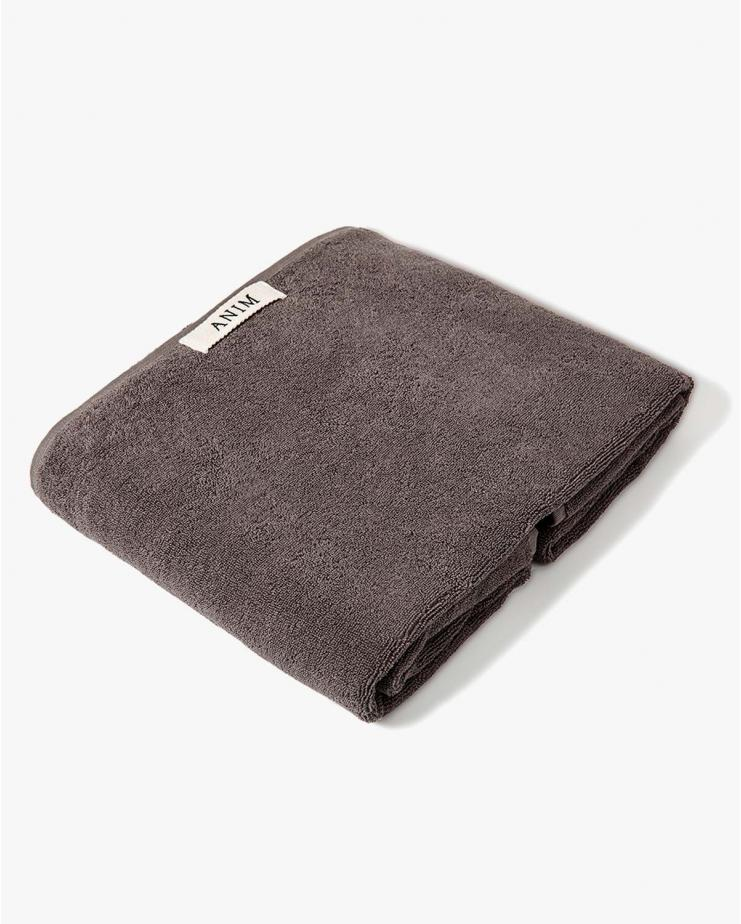 Terry Bath Towel Grey...