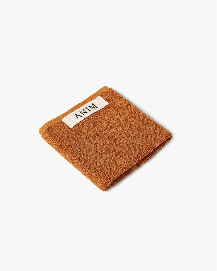 Terry Hand Towel Brown...