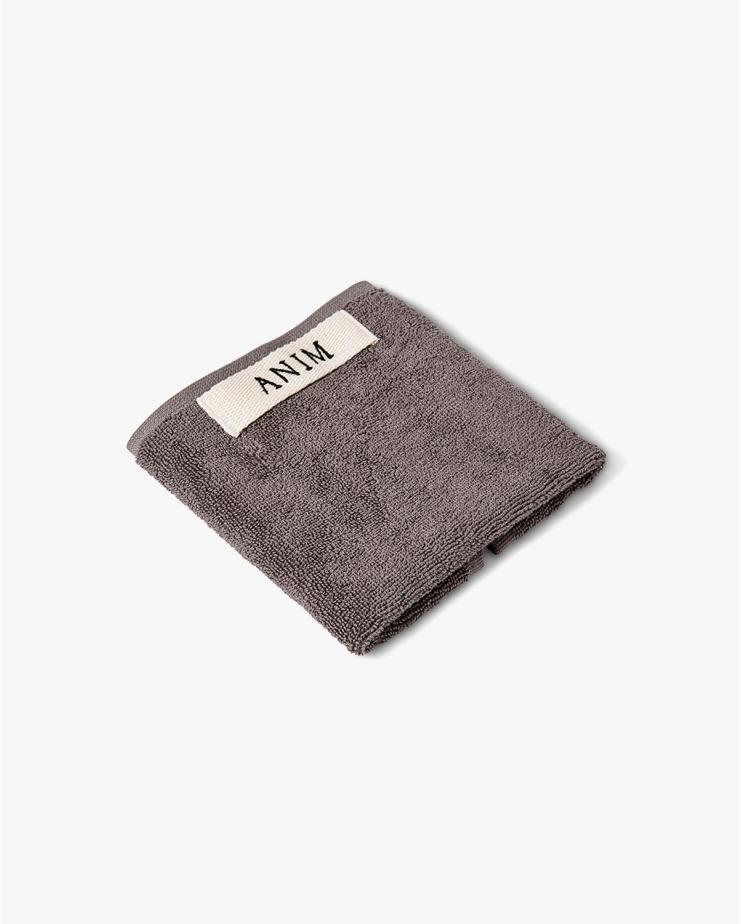 Terry Hand Towel Grey 30x30 cm