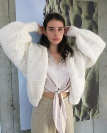 Erla Knit in Ivory