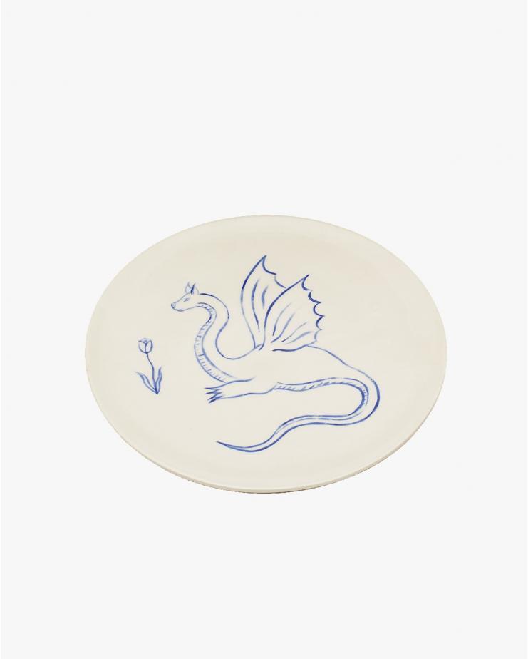 Brianda Stoneware Plate...