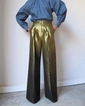 Roxy Gold Pants