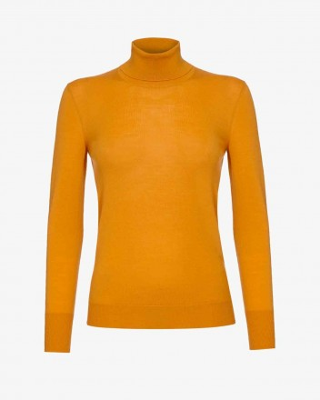 Camile Sweater in Saffron