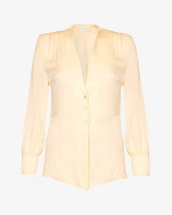 Gaia Shirt in Vanilla
