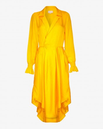 Ines Dress in Sunshine