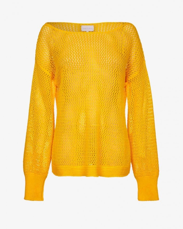 Chloe Sweater in Sunshine