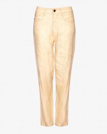 Kora Pants in Vanilla