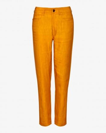 Kora Pants in Saffron