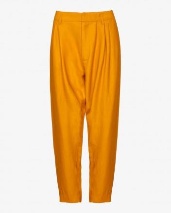Alla Pants in Saffron