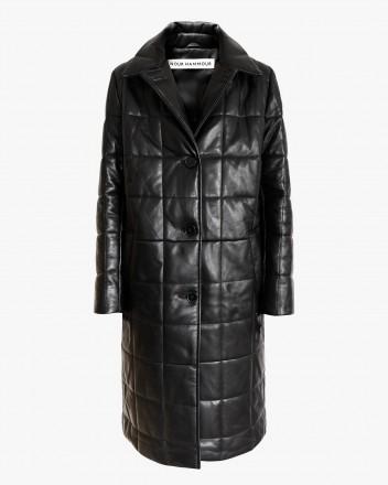 Astor Coat in Black