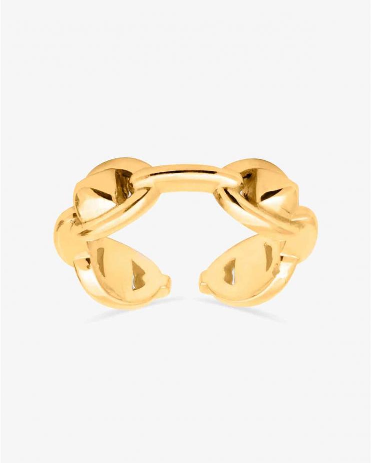 Anneau Chaine Original Gold