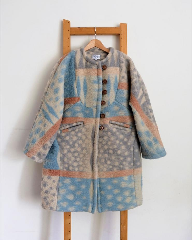 Sophia in December Coat