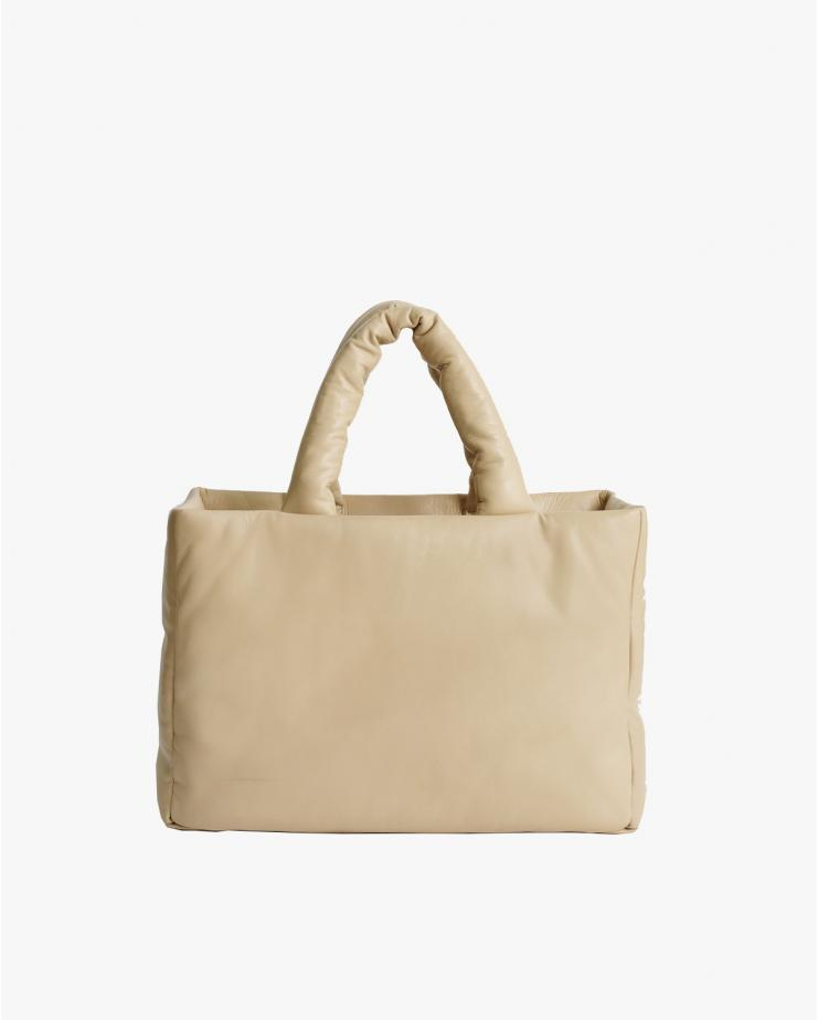 Davina Leather Bag in Warm...