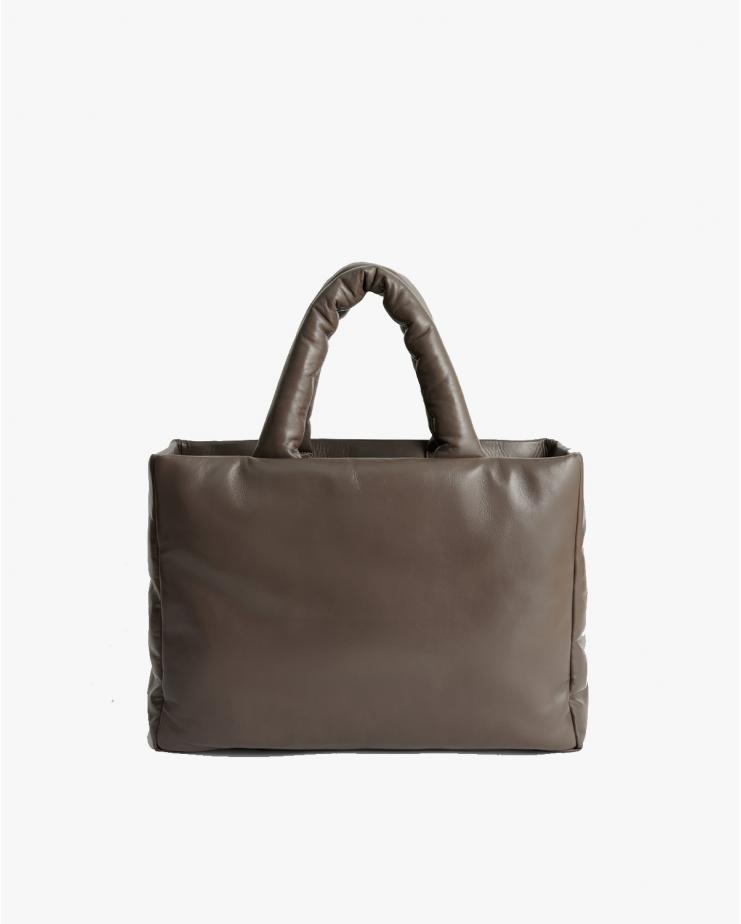 Davina Leather Bag in...