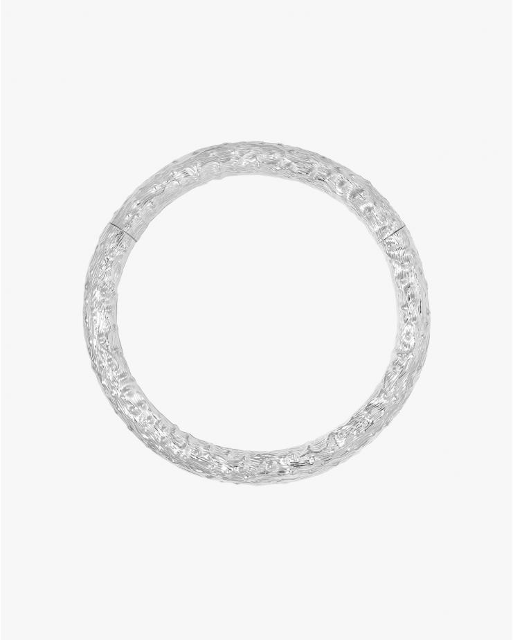 Arrecife Choker in Silver