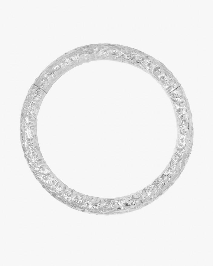 Arrecife Maxi Choker in Silver