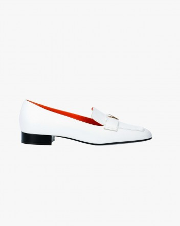 Millow Loafer in White