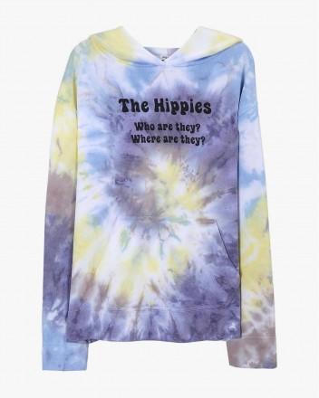 Tie Dye Hippies Hoodie
