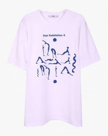 Sun Salutation T Shirt