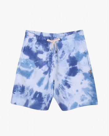 Tie Dye Tropical Shorts