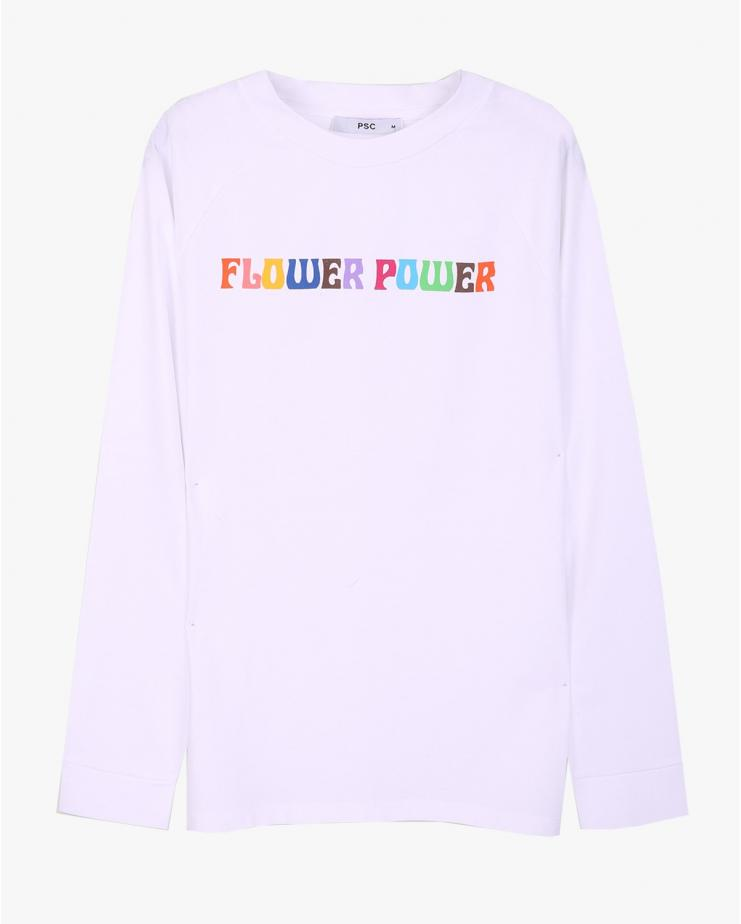 Flower Power Long Sleeve Top