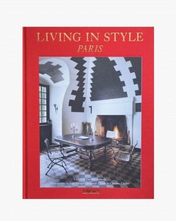 Living In Style Paris Teneues