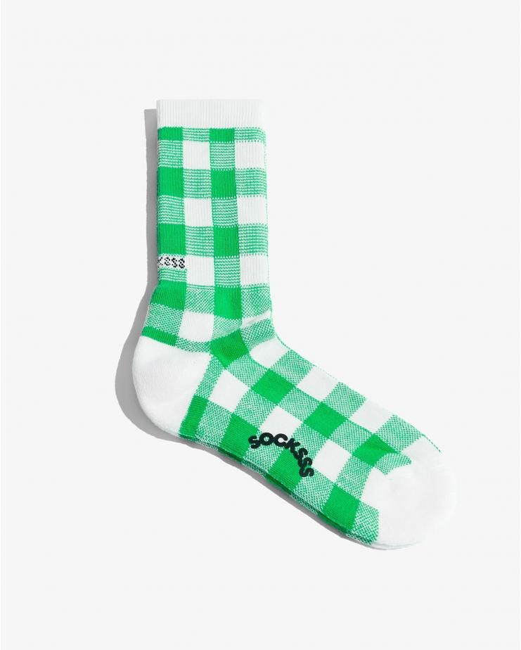 Tennis Squares Socks in...