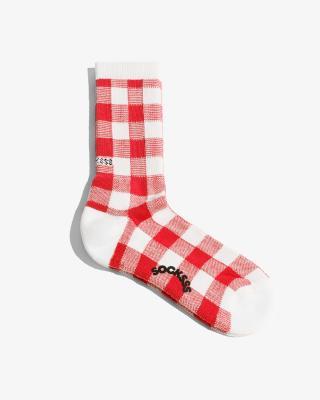 Tennis Squares Socks in Fratelli