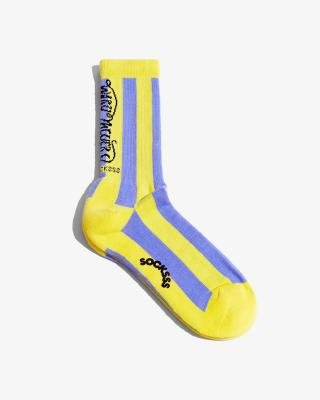 Tennis Socks Wary Meyers 01
