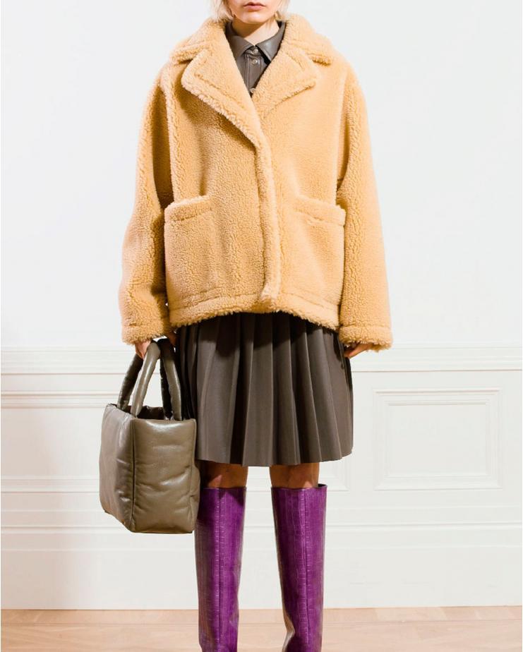 Marina Jacket in Honey