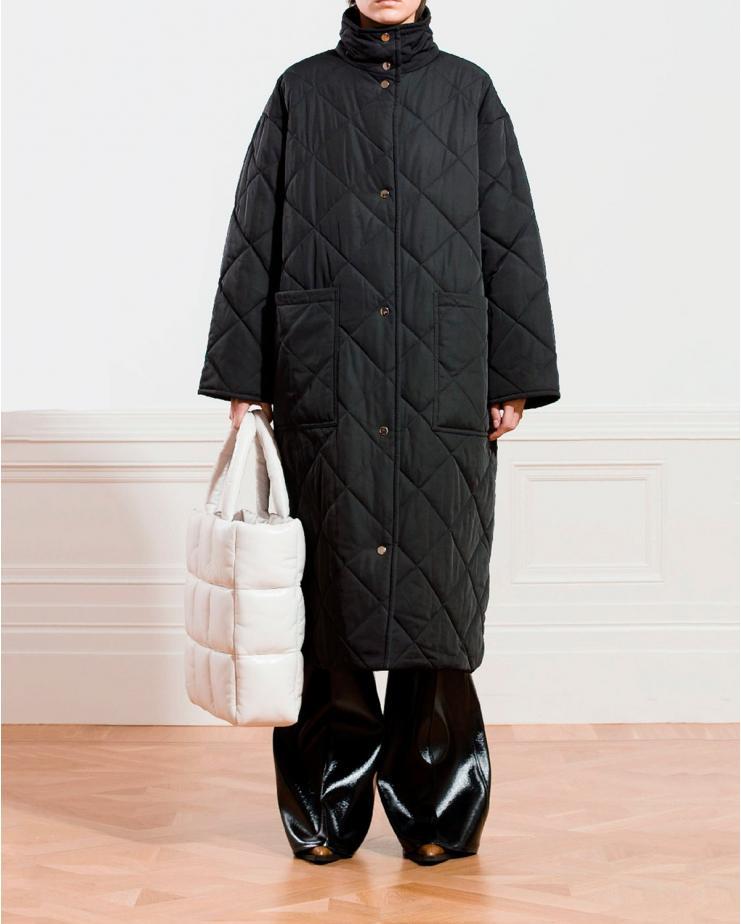 Nike Coat in Black