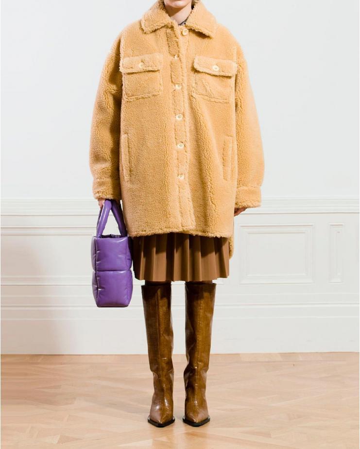 Sabi Jacket in Honey